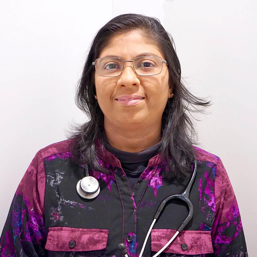 Dr. Indhira Aravindan